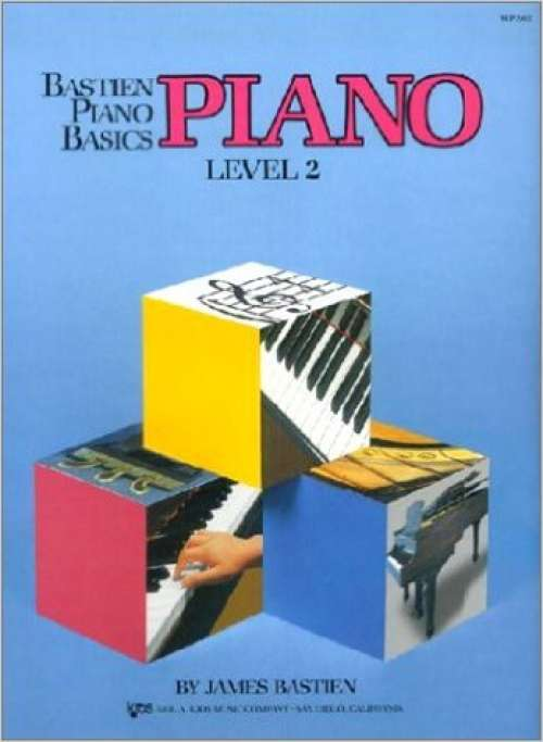 Bastien Piano Basics - Piano - Level 2