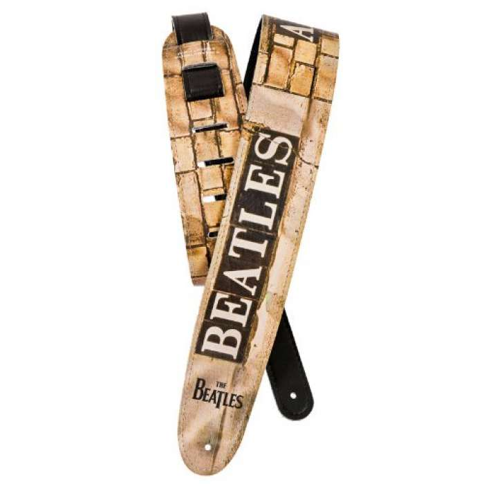 Planet Waves Beatles Guitar Strap, Abbey Road