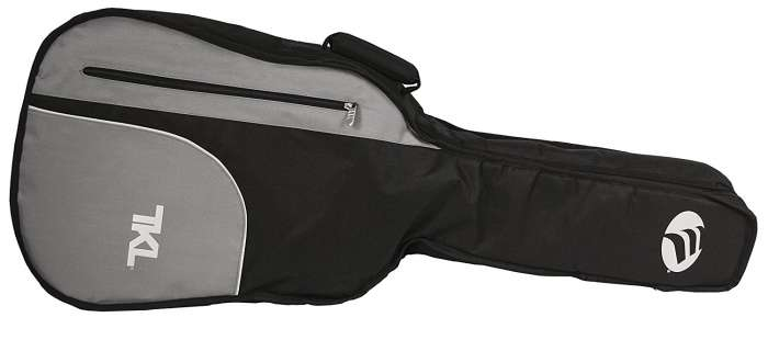 TKL Cases 4615 Acoustic Guitar Bag - Black