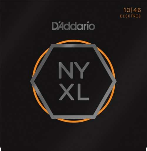 D'Addario NYXL1046, Regular Light, 10-46