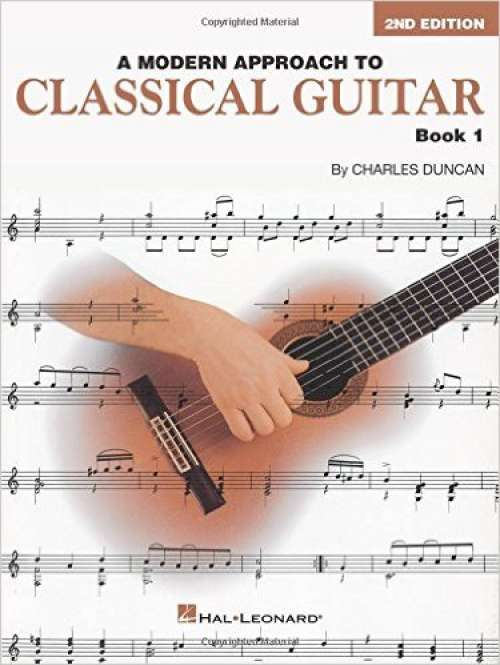 A Modern Approach to Classical Guitar: Book 1