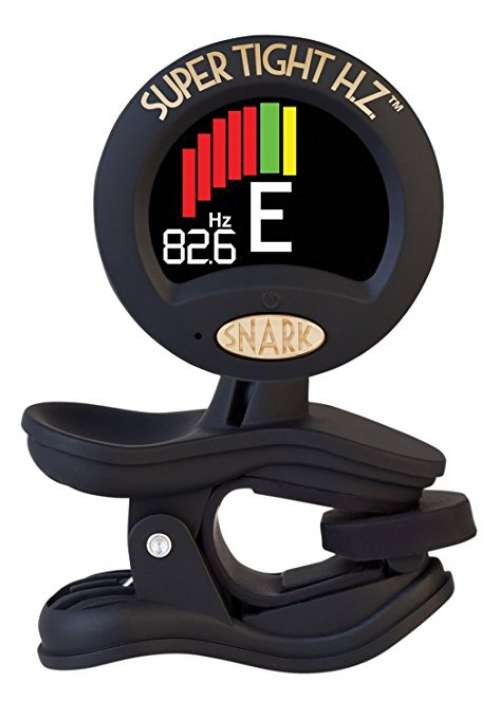 Snark ST-8HZ Super Tight Tuner with Hertz Tuning